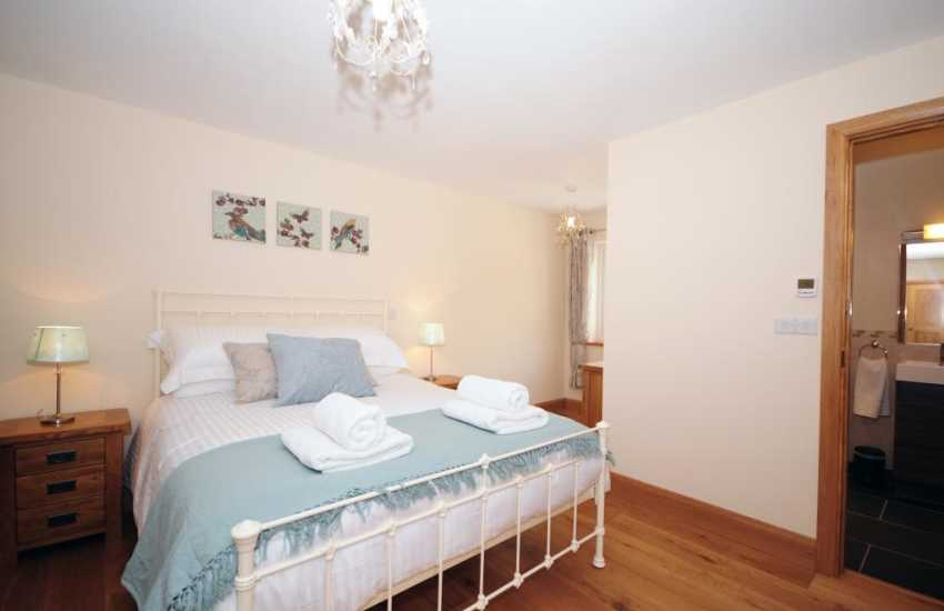 Aberystwyth self catering accommodation - bedroom