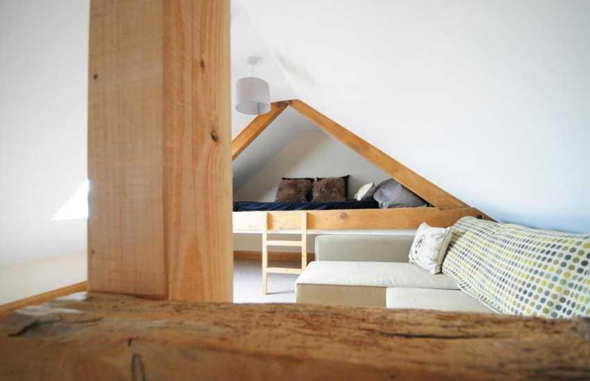 Aberystwyth holiday cottage  - sitting room