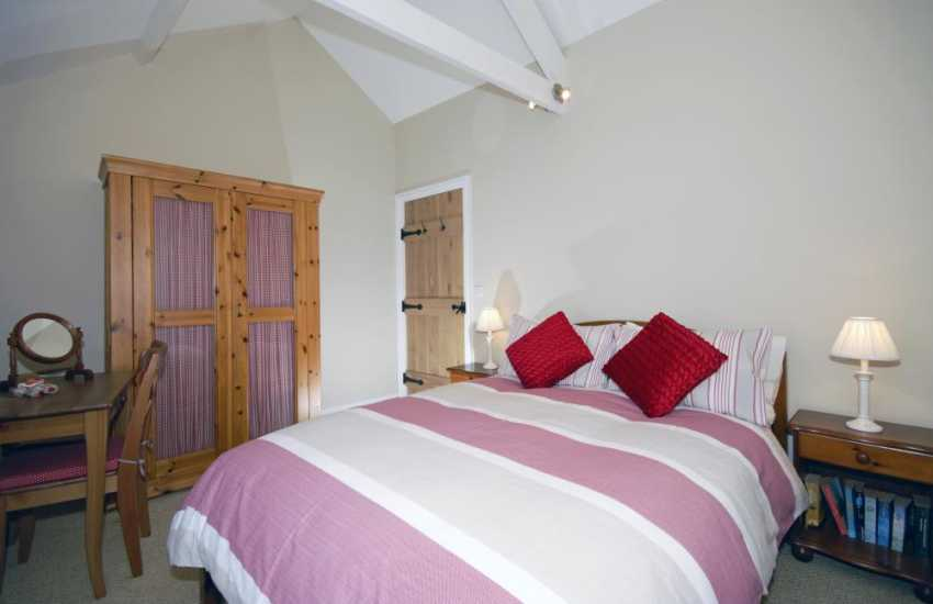 Pembrokeshire holiday cottage - master