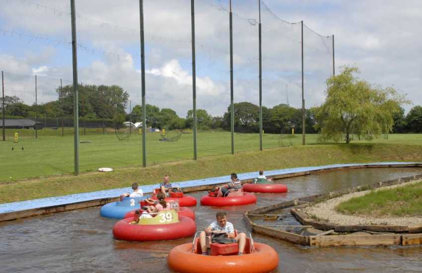 Oakwood, Picton Castle, Folly Farm and Heatherton Sports Park are great family days out in Pembrokeshire