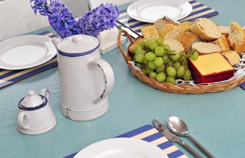 Holiday cottage Snowdonia - dining room