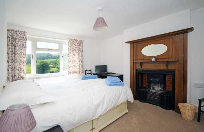 Holiday cottage Llandovery - bedroom