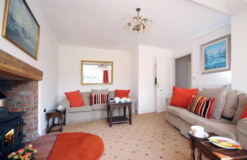Myddfai holiday cottage - lounge