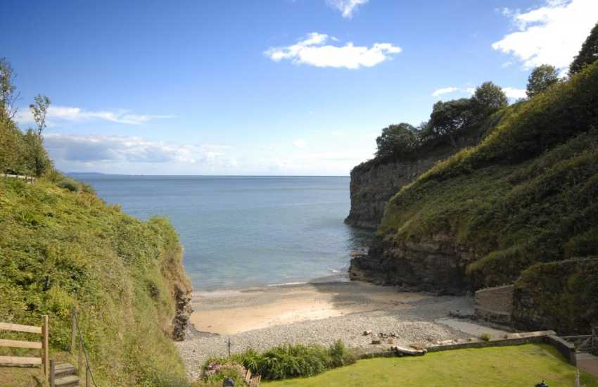 The Beach House | Large Holiday Cottage Near Tenby ...