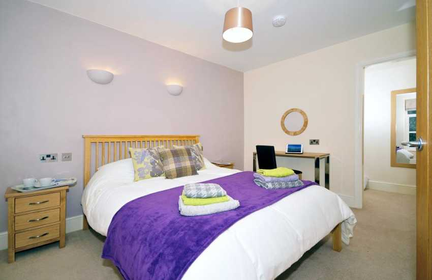 Holiday cottage Llangefni, Anglesey - bedroom