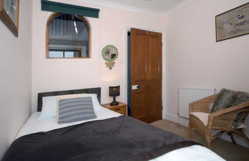 Coastal holiday cottage St Davids - 1st floor single