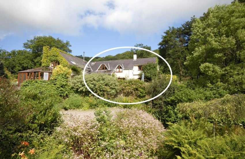 Gwaun Valley holiday cottage sleeps 6
