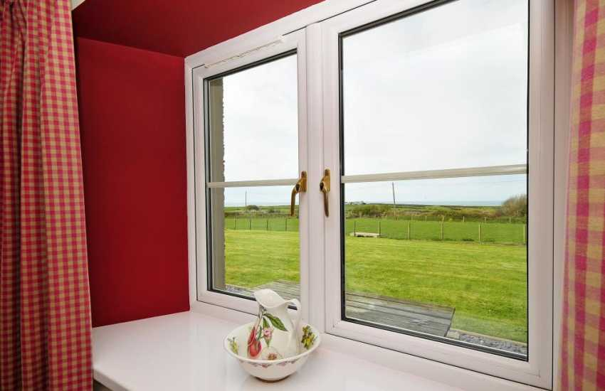 North Wales holiday cottage - view