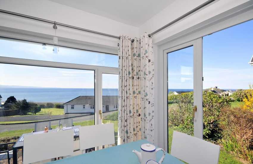 North wales coastal cottage - sea views