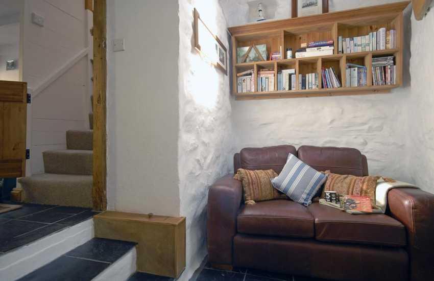 Porthgain holiday cottage - snug