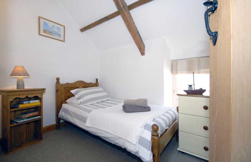 Porthgain Pembrokeshire holiday cottage - single