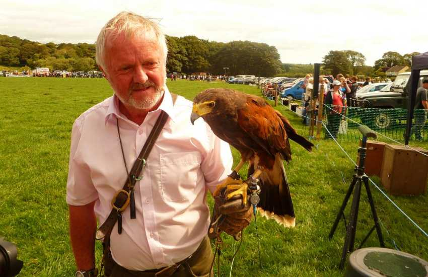 Pembrokeshire local agricultural shows are a really enjoyable day out - pack a picnic and soak up the atmosphere
