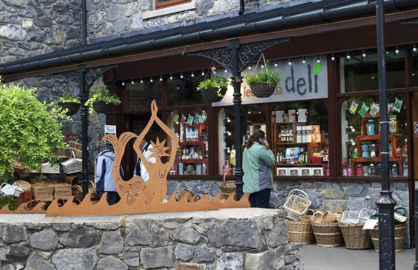 Deli - Cafe in the heart of Betws y Coed
