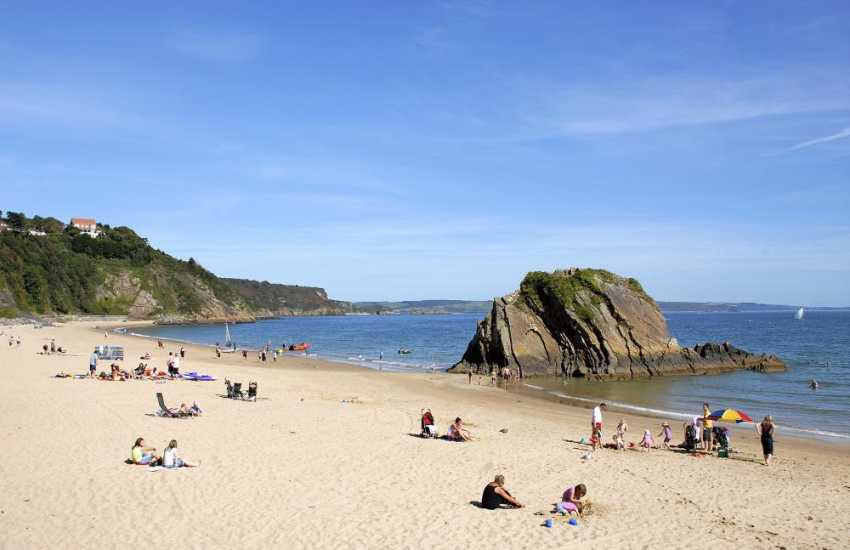 Tenby is a popular seaside resort with picturesque harbour, boutiques, bars, restaurants, quaint cobbled streets and 5 glorious sandy beaches to choose from - a perfect day out!