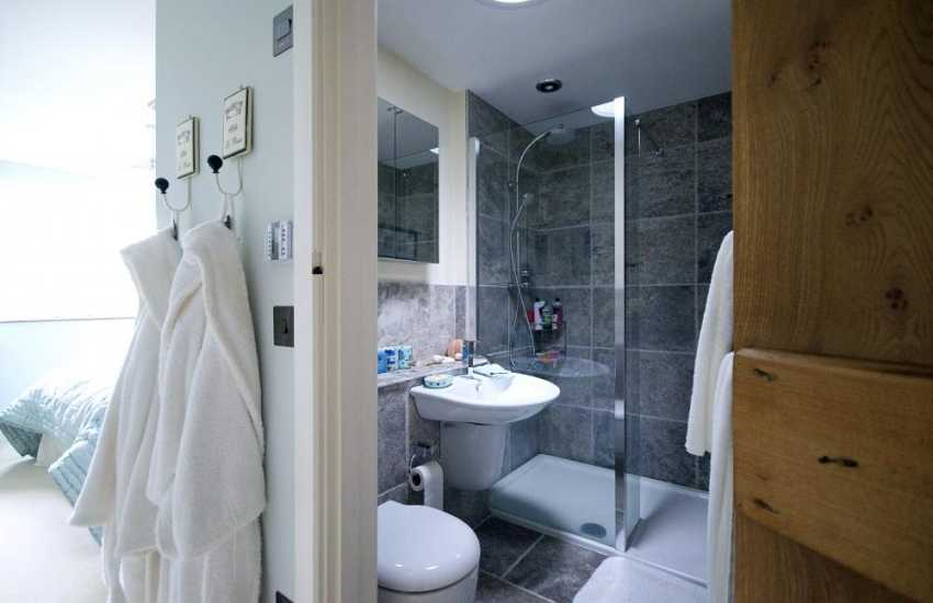 Holiday cottage Llyn peninsula - ensuite