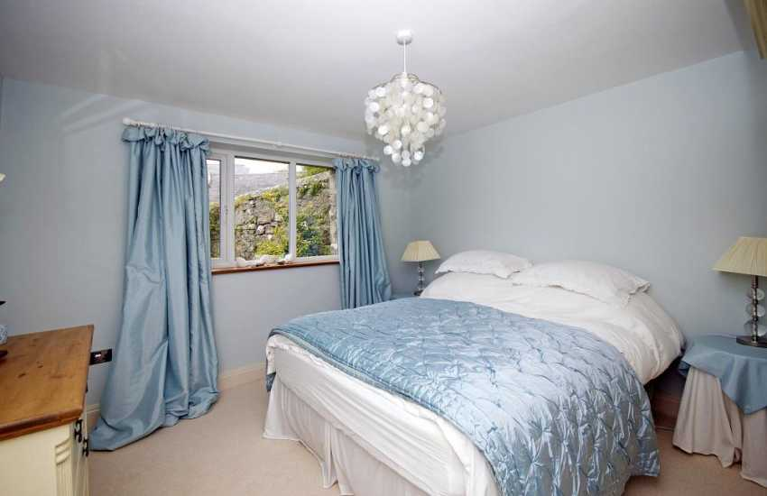 Holiday cottage Llyn Peninsula - bedroom