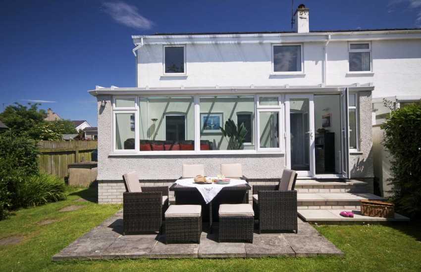 Holiday cottage Morfa Nefyn - exterior