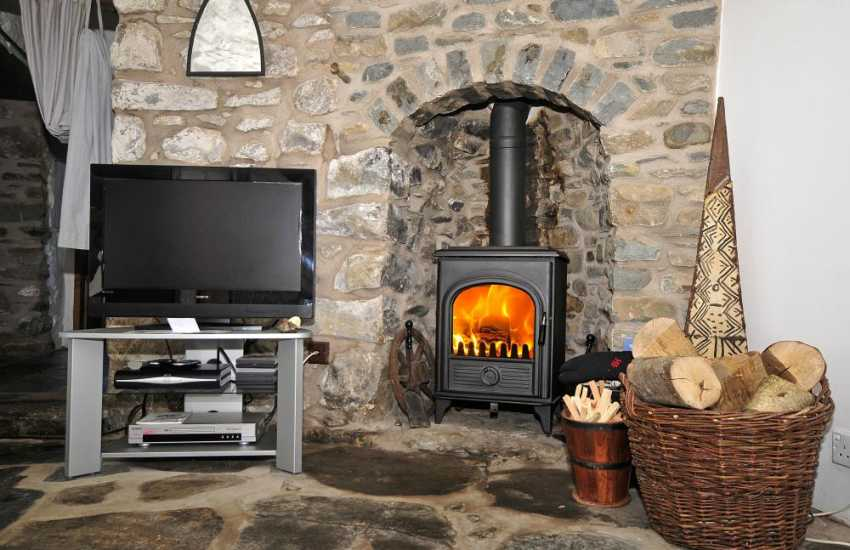Barmouth pet friendly holiday cottage - lounge