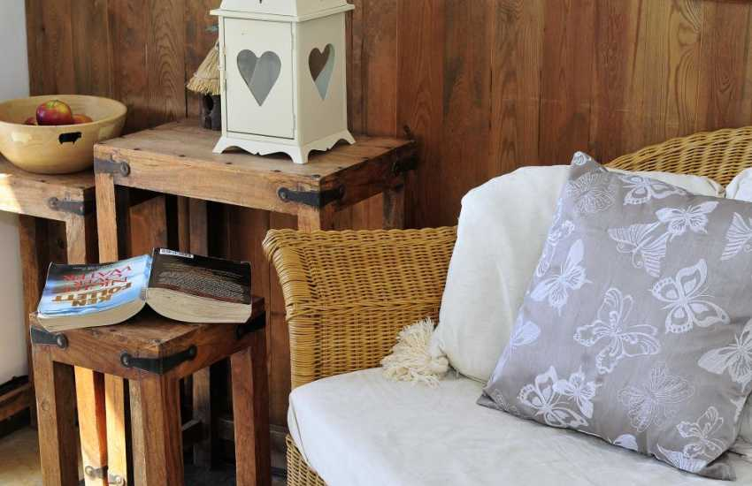 Dog friendly cottage Barmouth - dining room