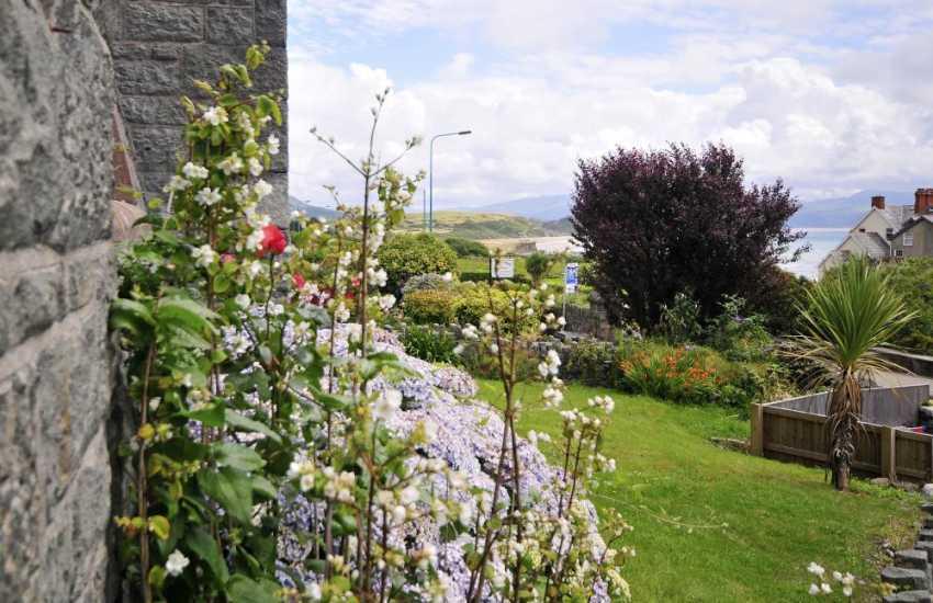 Cottage for 2 Welsh coast