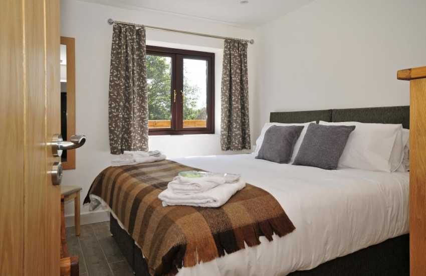 Large holiday house Anglesey - bedroom