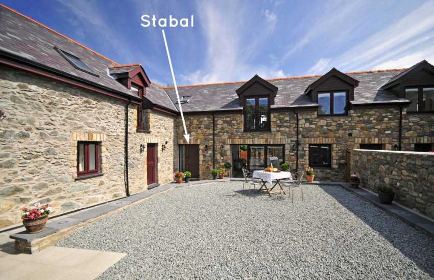 Anglesey luxury holiday accommodation - exterior