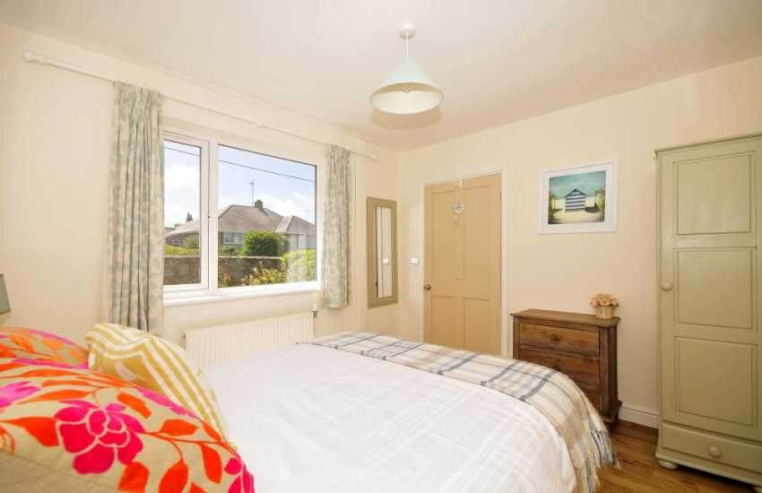 Self catering cottage Morfa Nefyn - bedroom