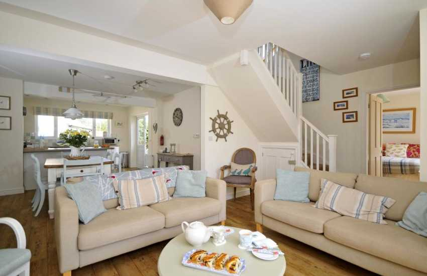 North Wales Holiday cottage - lounge