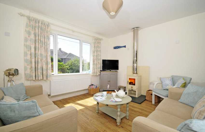 Morfa Nefyn Holiday Cottage - lounge