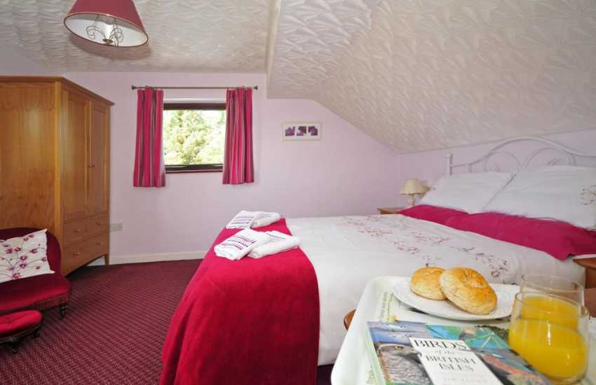 Rural holiday cottage - En-suite double bedroom