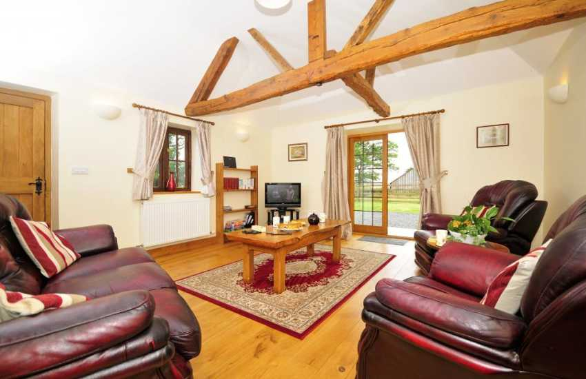 Pet friendly holiday cottage near Newtown and Welshpool