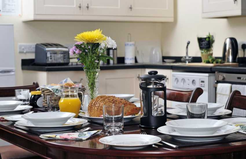 Mid Wales luxury cottage holiday