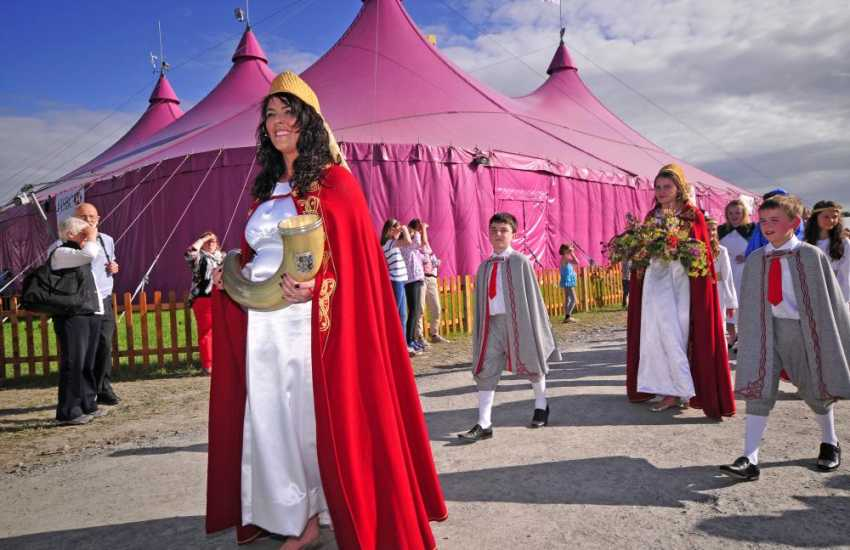 The fabulous National Eisteddfod in Meifod