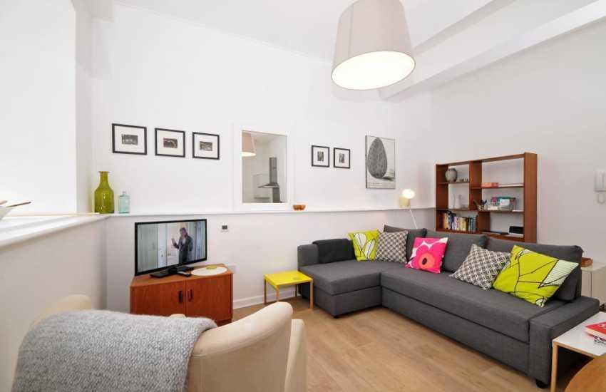 Luxury holiday Criccieth - lounge