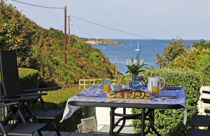 Morfa Nefyn cottage holiday - view