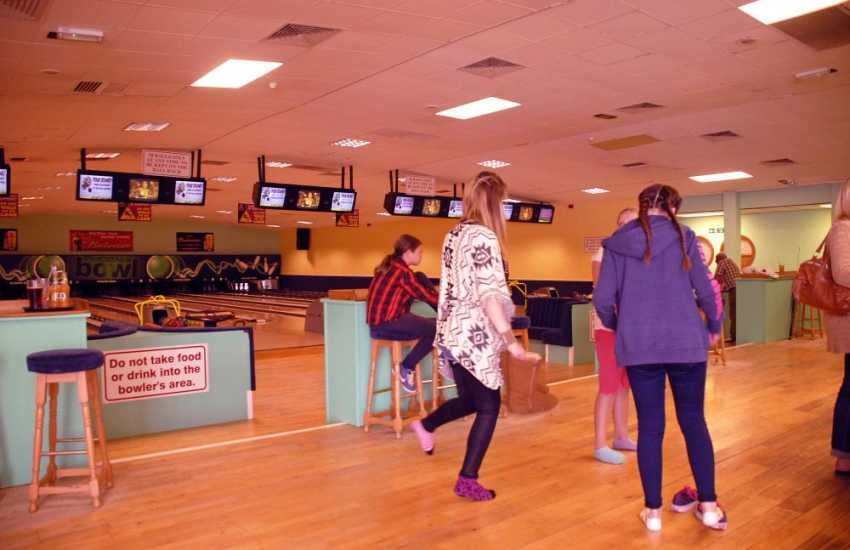 Phoenix Bowl is a lively 10 pin bowling centre with a fully licensed bar and Galley Diner - great fun for everyone!