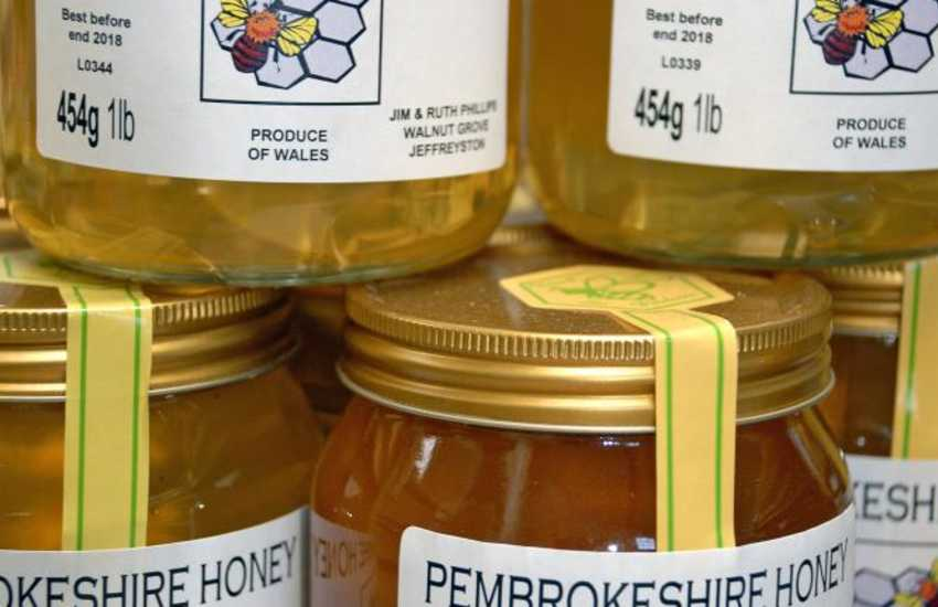 Visit award winning Riverside Farmers Market in Haverfordwest for wonderful local Pembrokeshire produce