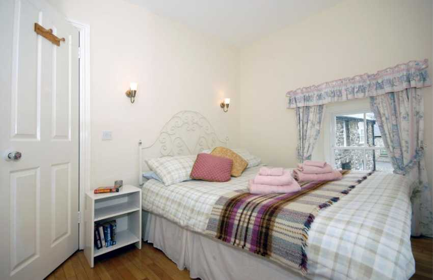 Holiday cottage near St Davids cathedral - double