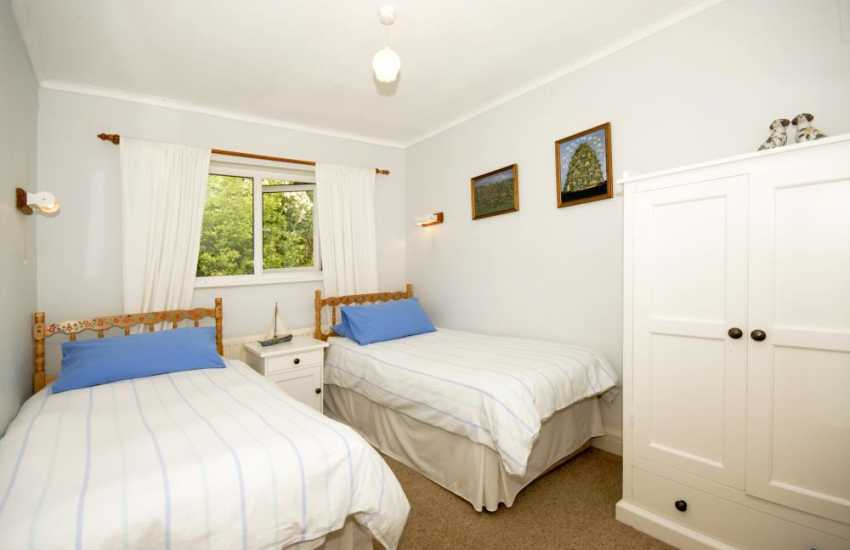 Holiday home near the coast sleeping 8 - twin room