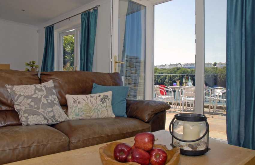 Waterfront holiday home for holidays in Pembrokeshire