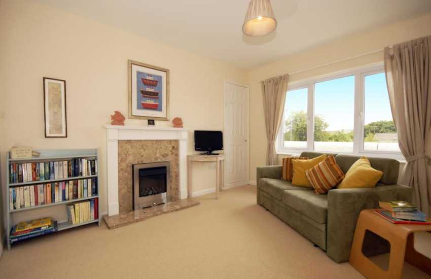 House for holidays in Newport, Pembrokeshire - snug