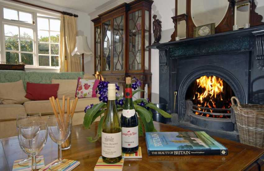 Grade II farmhouse for holidays on the Glamorgan Heritage Coast