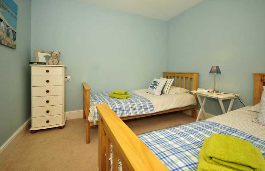 Cottage in Anglesey - bedroom