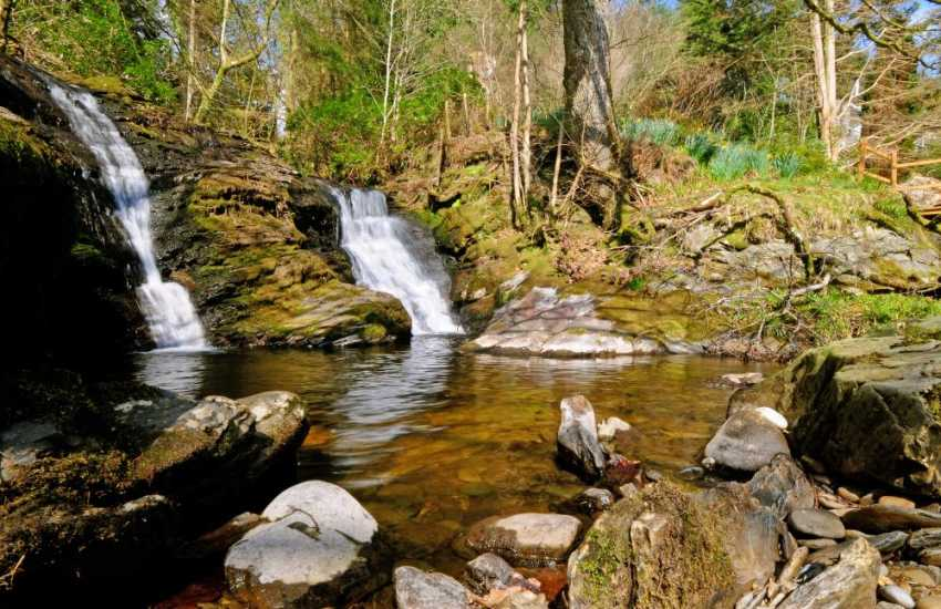 Magnificent Hafod Estate walks