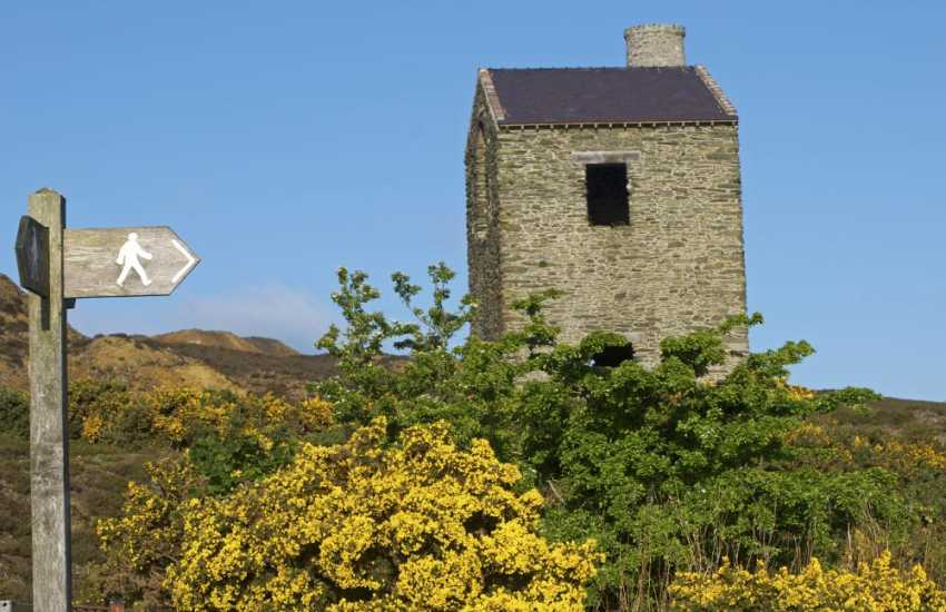 Parrys Mountain, explore Anglesey's Industrial heritage