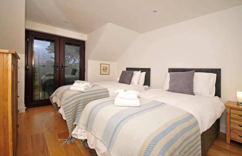 Romantic holiday cottage Anglesey - bedroom