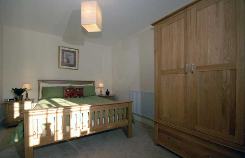 Holiday cottage in rural countryside - Bedroom