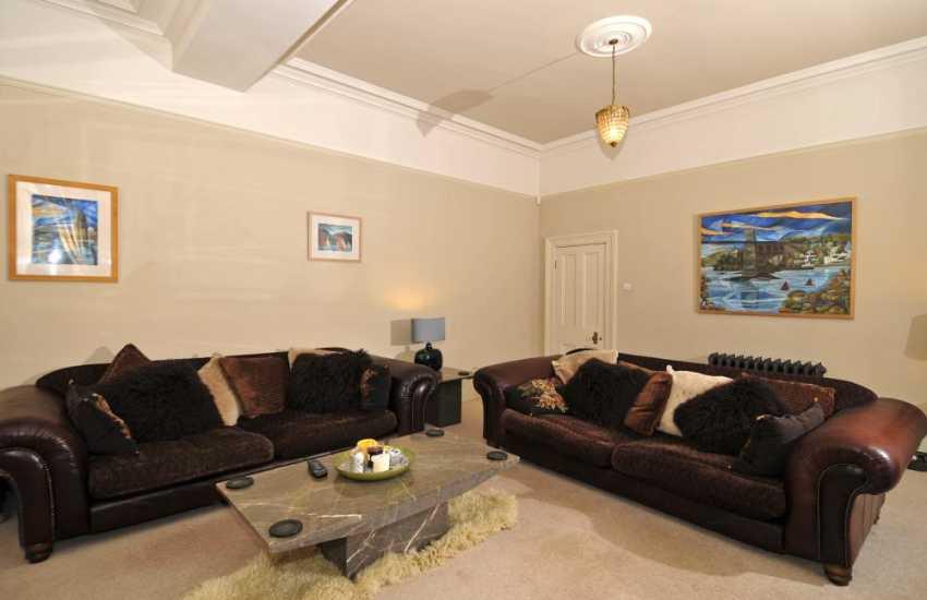 Bangor holiday home-lounge