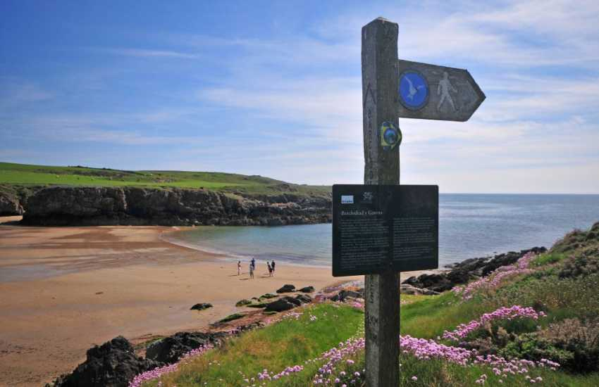 Cablebay Anglesey, great coastal walks to Rhosneigr