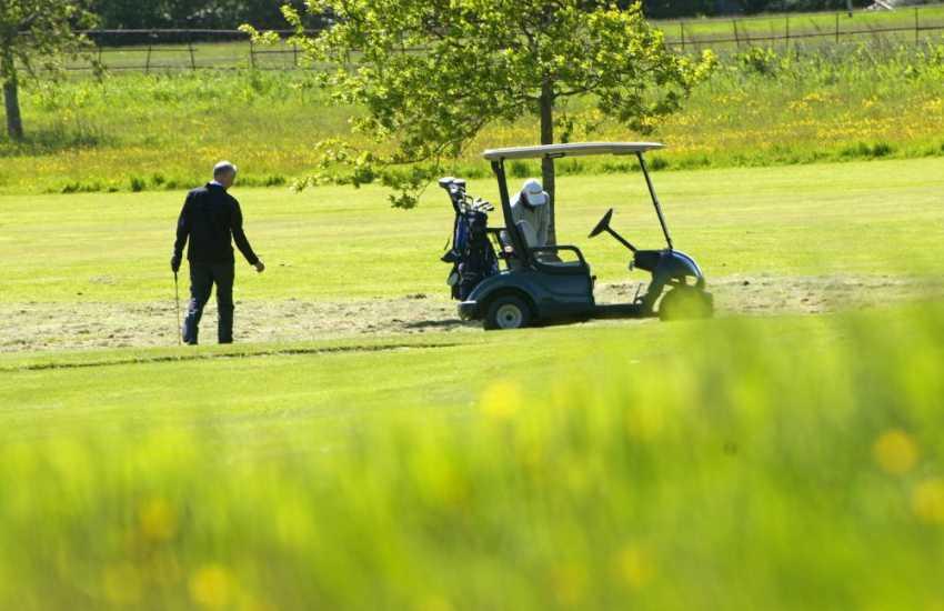 Beaumaris golf course